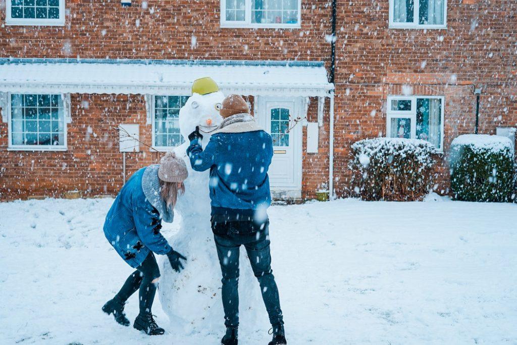 neige hiver
